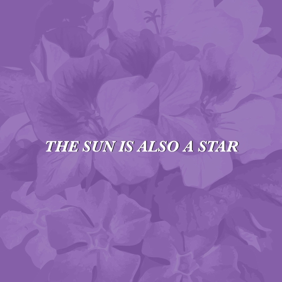 thesunisalsoastarplaylist1